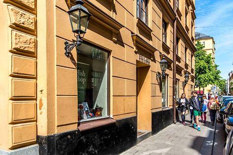 The English Bookshop Stockholm